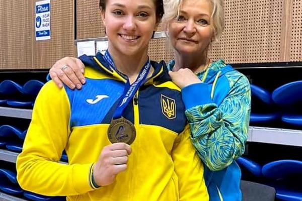Тернополянка  виборола «золото» на етапі Кубка світу зі спортивної гімнастики
