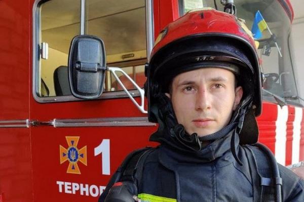 Тернопільський рятувальник став Чемпіоном України