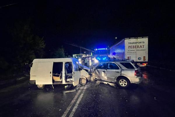 П'яний водій з Тернопільщини та іноземець зійшлися в лобовому зіткненні