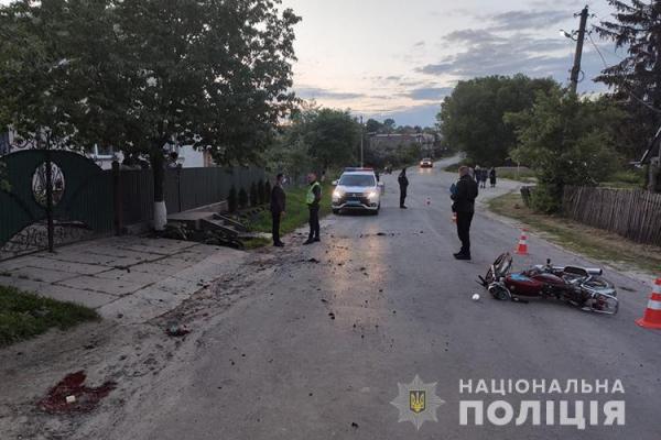 На Тернопільщині трапилася смертельна автопригода