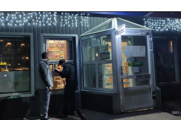 У Тернополі зафіксували факти незаконного продажу алкоголю