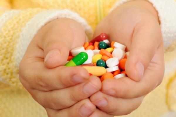 На Тернопільщині малюк випив 14 таблеток анаферону