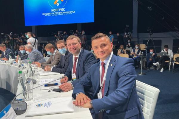 Михайло Головко взяв участь у засіданні Палати регіонів Конгресу місцевих та регіональних влад в Дніпрі