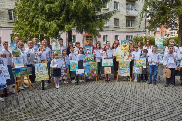 У Тернополі відзначили переможців літературно-мистецьких конкурсів