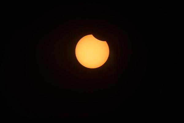 Мешканець Тернопільщини зафіксував унікальне астрономічне явище (Фото)