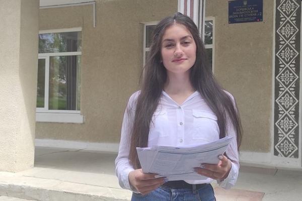 Школярка з Борщова рік навчатиметься у штаті Мічиган у США