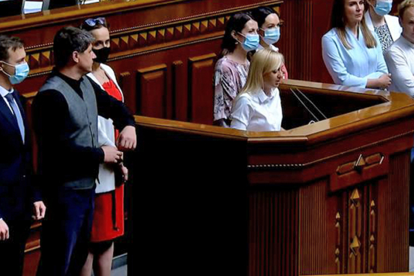 Нардеп з Тернополя вкотре висловив недовіру керівництву партії
