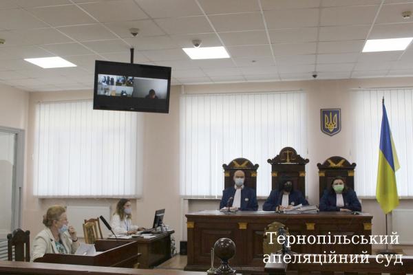 Завдав дівчині 20 ножових ударів: у Тернополі обвинувачуваний оскаржував довічне ув'язнення