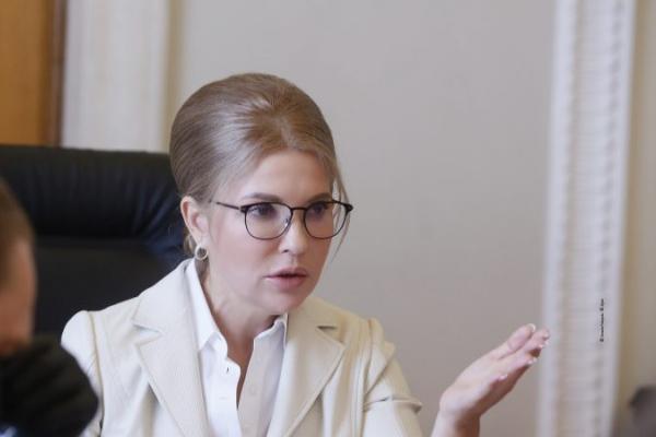 Юлія Тимошенко: «Ми вимагатимемо від влади негайно скасувати 50% підвищення ціни на газ»