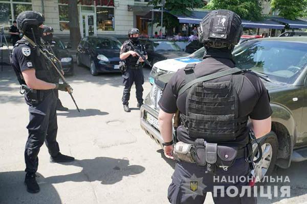 Заборона руху: у Тернополі розпочалися контрдиверсійні навчання