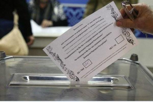 Тернополянин взяв участь у псевдореферендумі про самостійність ДНР