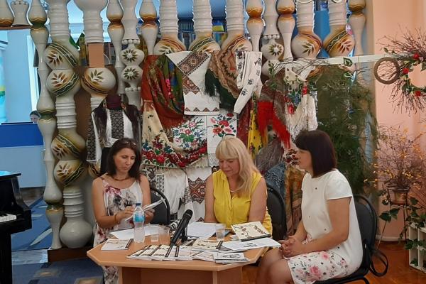 У Тернопільський «Літпростір» завітали поетеси