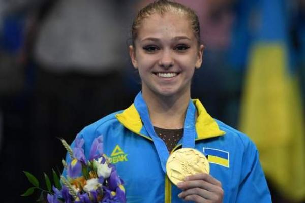 Тернополянка Анастасія Бачинська здобула «срібло» на Кубку світу зі спортивної гімнастики