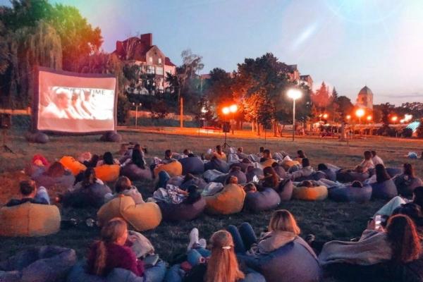 Тернополян запрошують на «Ніч українського кіно»