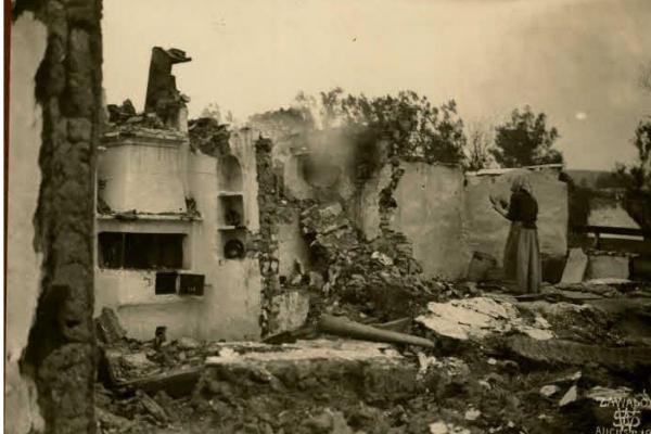 Завалів на Тернопільщини на фото 1915 року