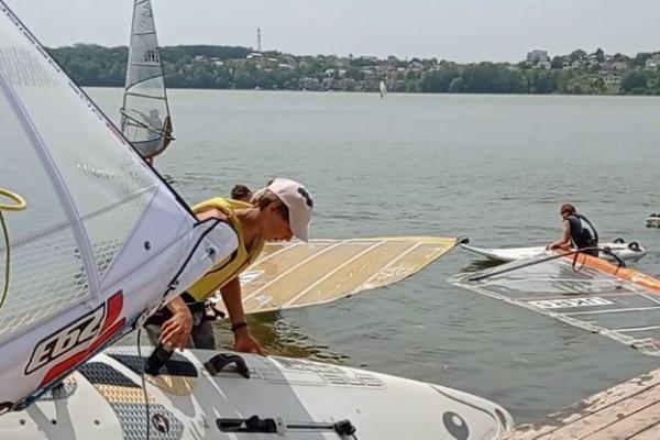 У Тернополі провели Чемпіонат України з вітрильного спорту