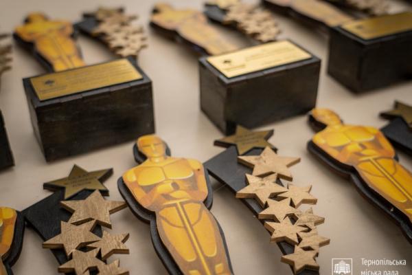 «Оскар молодіжної роботи»: тернополян нагородили у 15 номінаціях