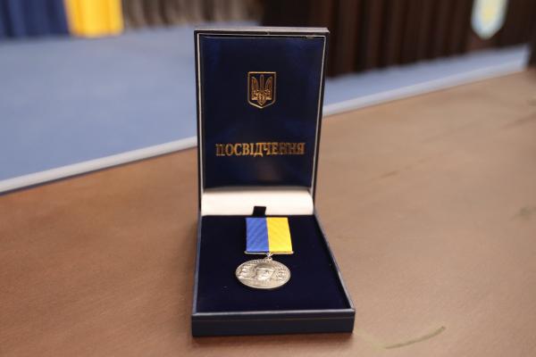 «За заслуги перед Тернопільщиною»: запровадили нову відзнаку