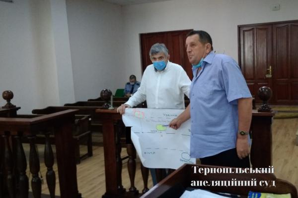 Водій з Тернопільщини, який на авто збив насмерть жінку, не згідний з вироком суду