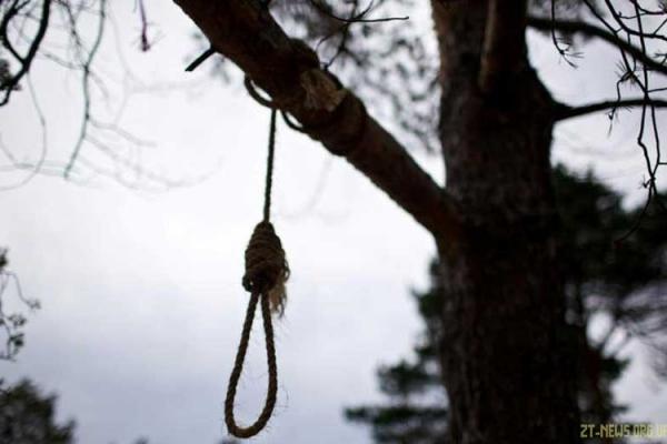 На Тернопільщині 18-річний хлопець покінчив життя самогубством