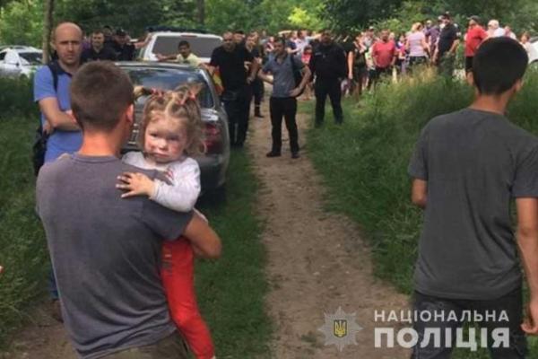 Деталі зникнення 2-річної дівчинки на Тернопільщині