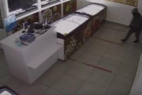 У Тернополі розшукують викрадачів пельменів (Відео)