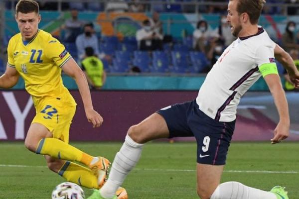 Україна - Англія: як проходив вирішальний чвертьфінал Євро-2020