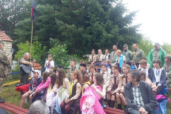 Фестиваль партизанської пісні відбувся на Тернопільщині