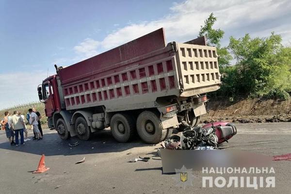 На Тернопільщині ДТП: загинув 23-річний мотоцикліст