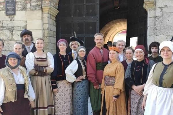 У Збаражі розпочали зйомки українського фільму «Довбуш»