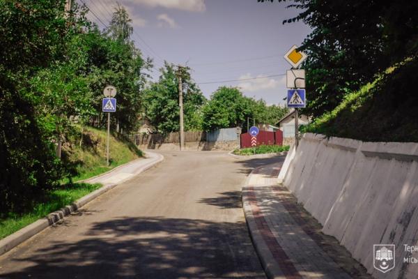 У селах Тернопільської громади ремонтують дороги