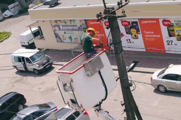 У Тернополі розпочався другий етап модернізації вуличного освітлення