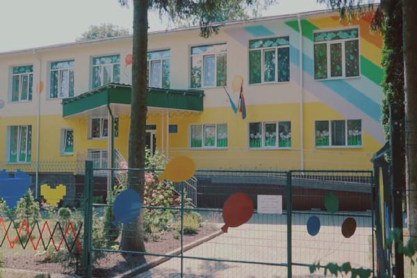 У Тернополі діють літні оздоровчі табори для дошкільнят