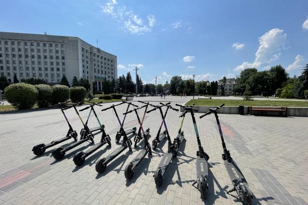 Андрій Богданець закликав владу Тернополя напрацювати правила використання електросамокатів