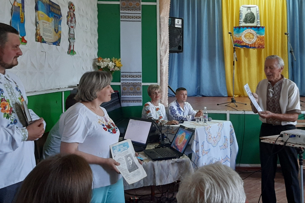 125 років тому у Дичкові, що на Тернопіллі, було засновано Читальню Товариства «Просвіта»