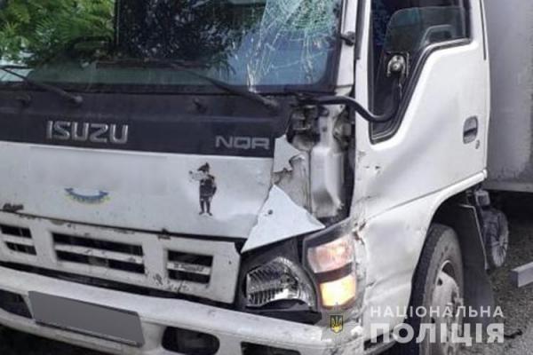 На Тернопільщині водій автомобіля ISUZU збив велосипедиста, який помер на місці