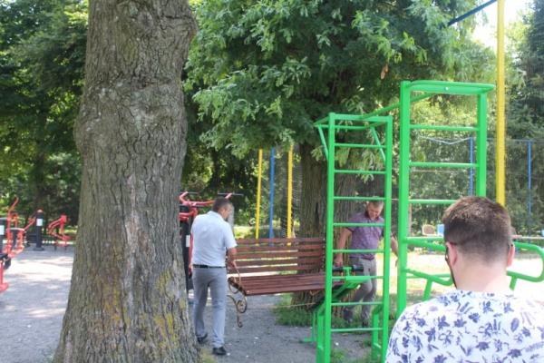 В одній із громад Тернопільщини з'явиться «Активний парк»
