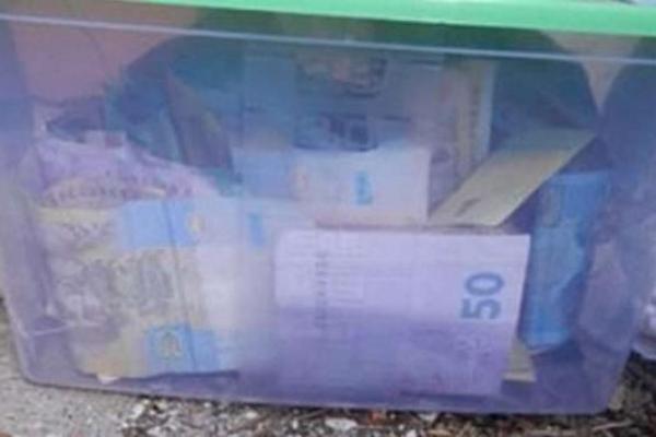 На Тернопільщині чоловік викрав скриньку з пожертвами