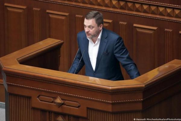 Верховна Рада призначила Дениса Монастирського главою МВС