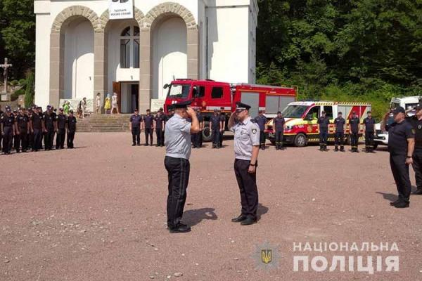 Під час цьогорічної Прощі в Зарваниці загубилося п'ятеро дітей. Всіх знайшли поліцейські