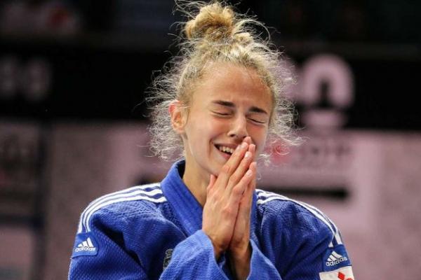 На Олімпійських Іграх у Токіо українка Дар'я Білодід здобула бронзу з дзюдо в категорії до 48 кг