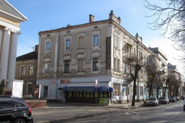 У Тернополі заборонили змінювати зовнішні фасади будівель без попереднього погодження