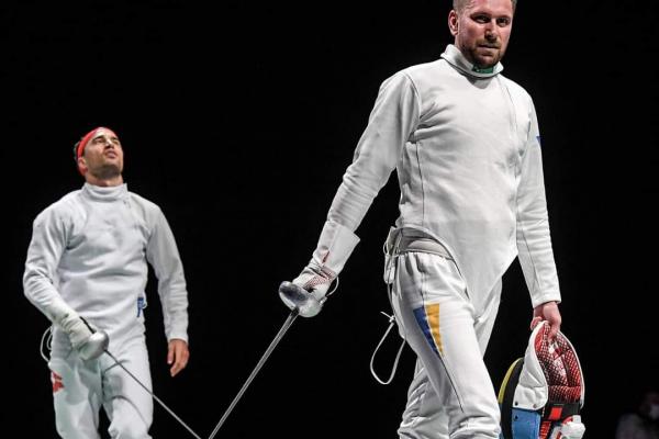 Ігор Рейзлін у фехтуванні на шпагах приніс Україні другу медаль на Олімпіаді