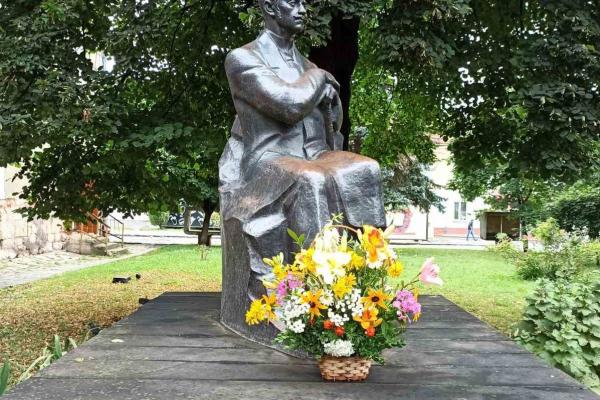 У Бережанах вшанували пам'ять поета Богдана Лепкого (фото)