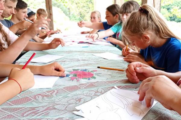 У «Лісовій школі на Вірлі»