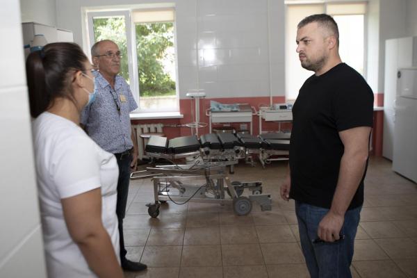 В університетській лікарні Тернополя реконструюють приймальне відділення та будують діагностичний блок (відео)