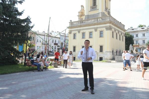 На Чортківщині триває відновлення доріг (відео)