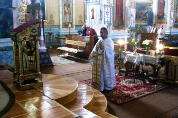В ПЦУ Святого рівноапостольного князя Володимира в Теребовлі, що на Тернопіллі, відбувся храмовий празник