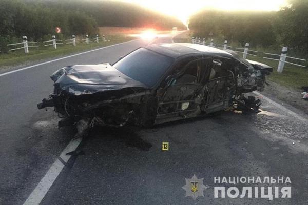 Смертельна ДТП на Збаражчині: водій не впорався з керуванням