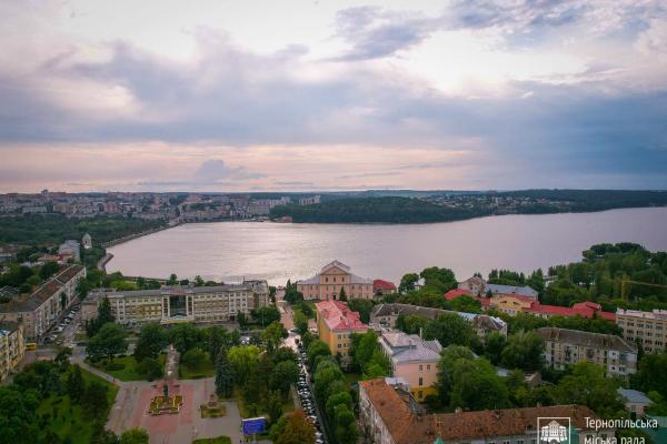 Сергій Надал: «Тернопіль – єдиний обласний центр Західної України, де можна купатися на міських пляжах»